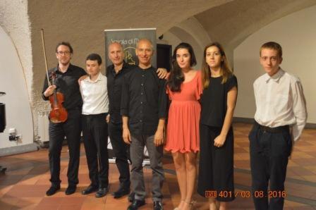 Concorso Mikrokosmos - I Edizione - Scuola di Musica Anton